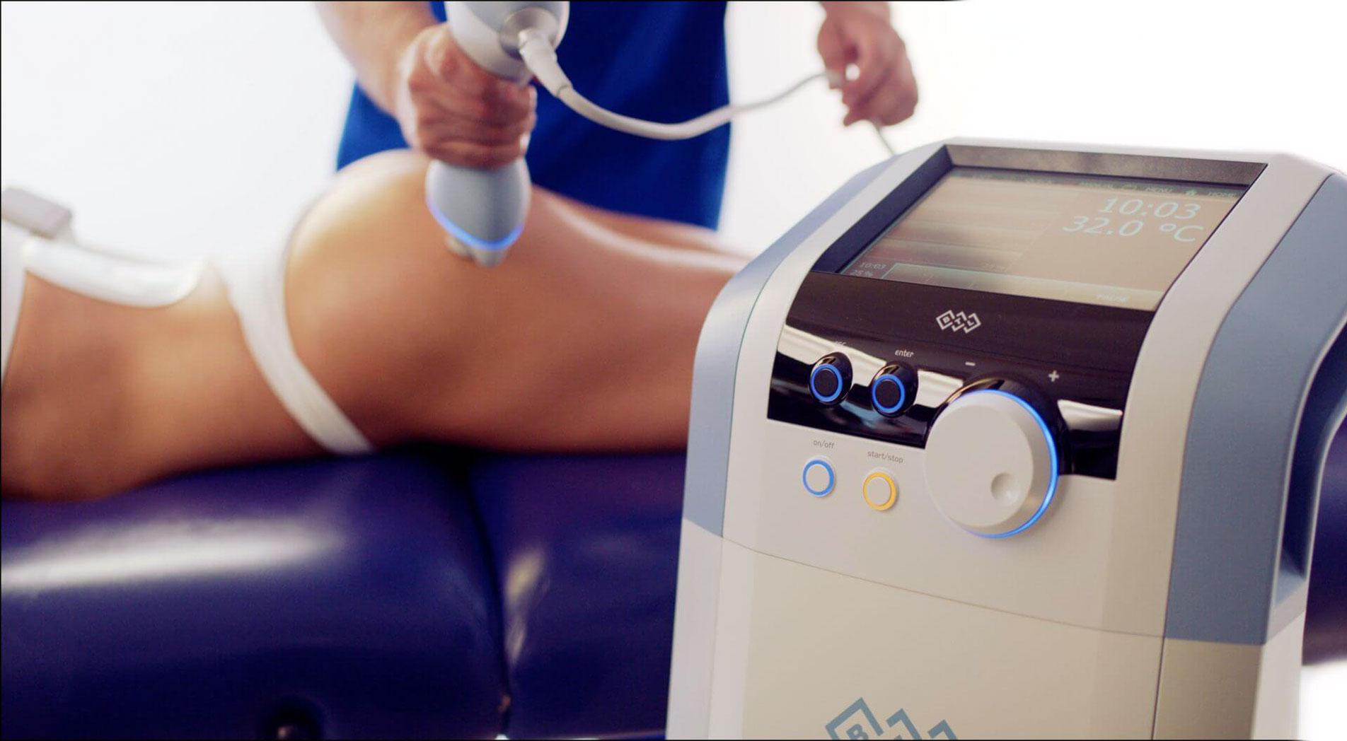 EmTone contre la cellulite à Montpellier - Dr Fournier